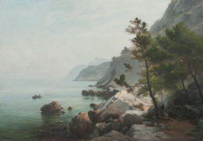 Luc Raphaël PONSON (1835-1904)