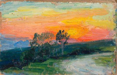 RENE SEYSSAUD (1867-1952)