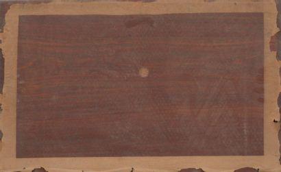 Félix ZIEM (1821-1911) Venise, le quai des esclavons. Huile sur panneau. Signée en...