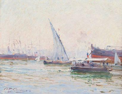 Adolphe Louis GAUSSEN (1871-1957)