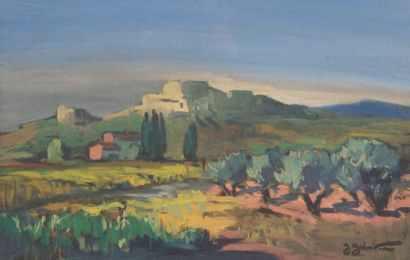 Jean GUINDON (1883-1976)