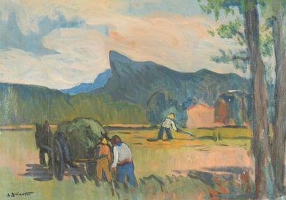 JEAN GUINDON (1831-1918)