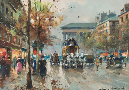 Antoine BLANCHARD (1910-1988)