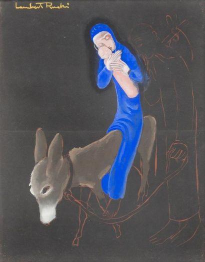 Jean LAMBERT -RUCKI (1888-1967)
