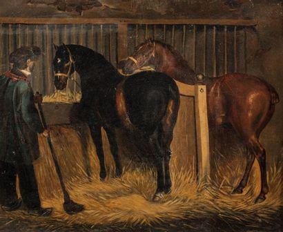 Carle VERNET (1758-1836), atelier de