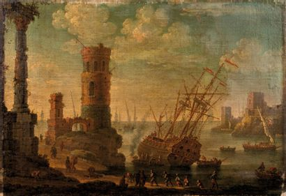 Johann Anton EISMANN<br>(Salzbourg 1604 - Venise 1698)