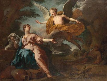Jean RESTOUT (Rouen 1692 - Paris 1768)