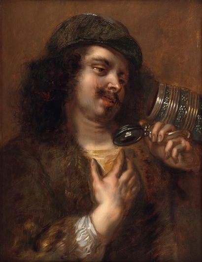 Jan COSSIERS (Anvers 1600-1671)