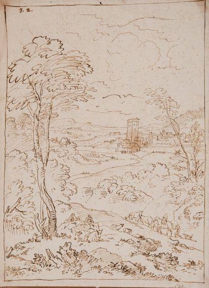 Carlo Antonio TAVELLA (1668-1738) attribué à