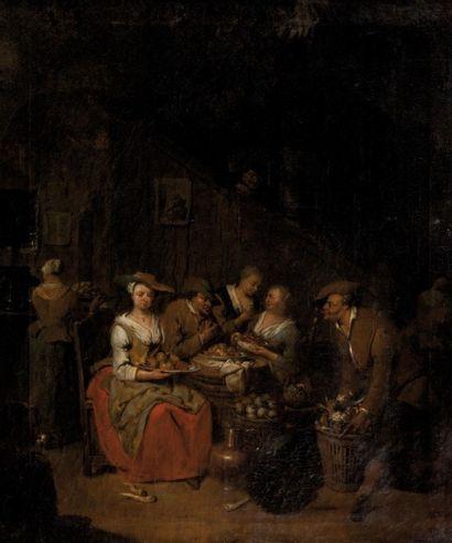 Jan Baptiste LAMBRECHTS (Anvers 1680-1731)