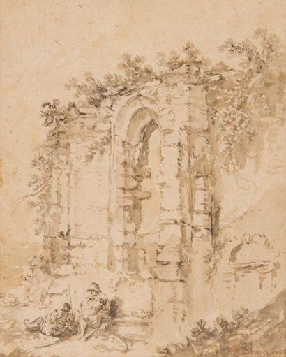 Jean-Baptiste LEPRINCE (1734-1781)