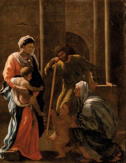 Atelier de Nicolas POUSSIN (1594-1665)