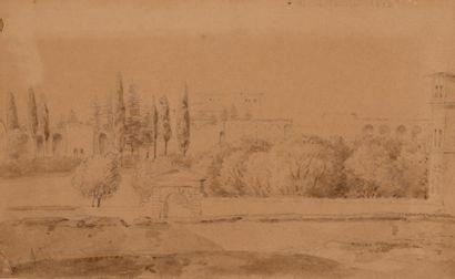 AMEDEE BOURGEOIS (1798-1837)