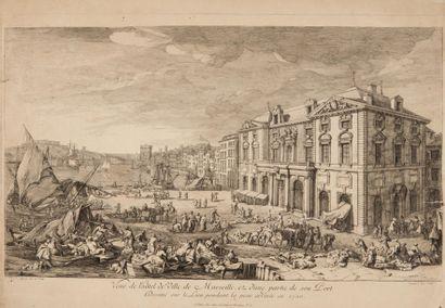 Jacques RIGAUD (Marseille vers 1681-Paris 1754) gravé par R. Ingen