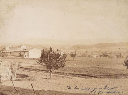 Aix-en-Provence et ses environs vers 1900...