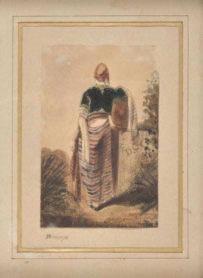 Alexandre-Gabriel DECAMPS (1803-1860)