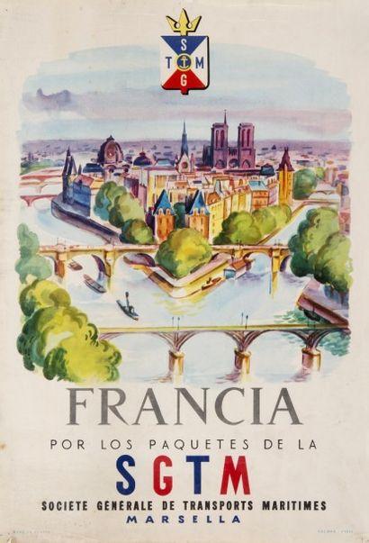 Société Générale de Transports Maritime «Francia...
