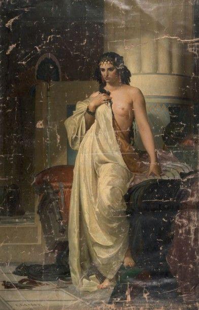 Louis Marie BAADER (Laanion 1828 - ? 1919)