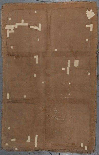 Louis Marie BAADER (Laanion 1828 - ? 1919) Dalila après avoir livré Samson aux Philistins....
