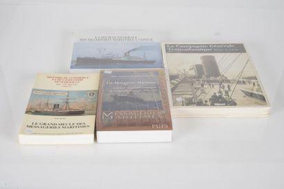 Les Messageries Maritimes, l?essor d?une...