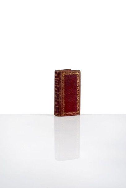 LIBELLUM AKEIAAON Rare édition ?polyglotte? miniature de l?officium paruum Beate...