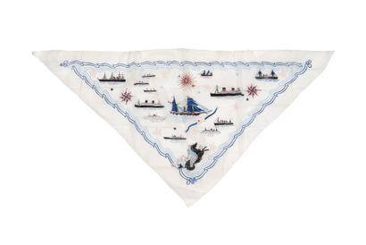 Compagnie Générale Transatlantique La flotte...