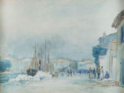 Léon Jean GIORDANO DI PALMA (1886-?)