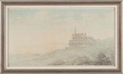 Louis-Jules BOUCHOT (1817-1907) attribué à