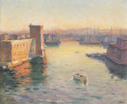 Adolphe Louis GAUSSEN (1871-1954)