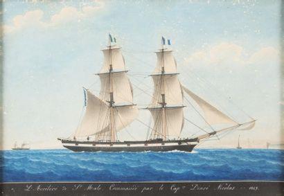 Joseph Honoré Maxime PELLEGRIN (1793-1869)
