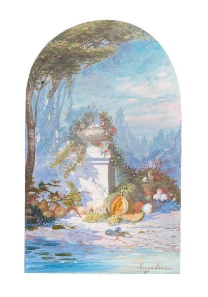 MARIUS ENGALIERE (1824-1857)