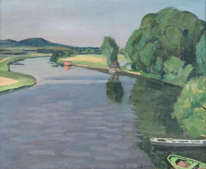 Maurice BOUVIOLLE (1893-1971)