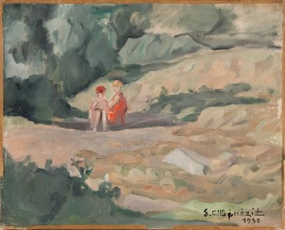 Emmanuel-Charles BENEZIT (1887-1975)