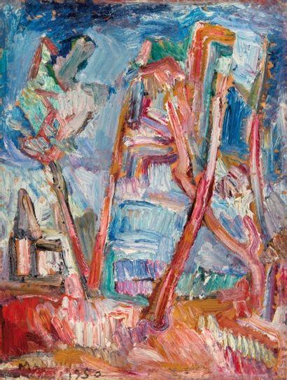 Richard MANDIN (1909-2002)
