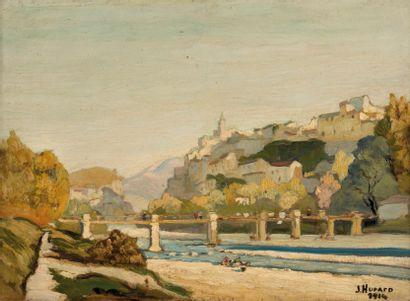 Joseph HURARD (1887-1956)