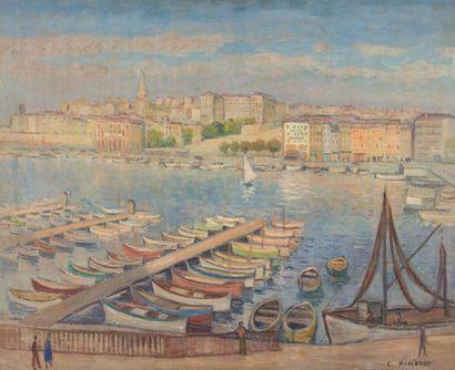 Louis AUDIBERT (1881-1983)