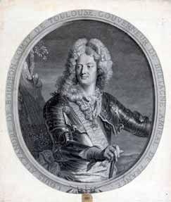 Pierre DREVET d'après Hyacinthe RIGAUD
