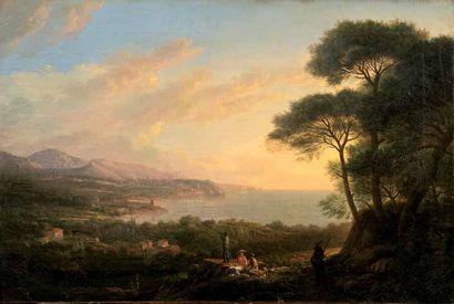 Augustin AUBERT (Marseille 1781-1857)
