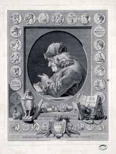 Augustin DE SAINT-AUBIN D'après BOICHOT