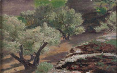 Pierre GRIVOLAS(1823-1906)