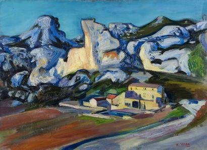 Antoine SERRA (1908-1995)