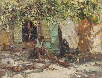 Luigi BONAMICI (1878-1966)