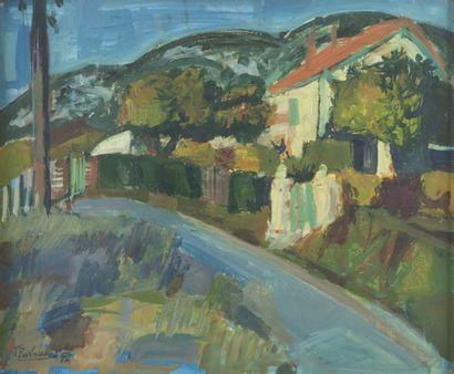 Jacques BARBACANE (1922)