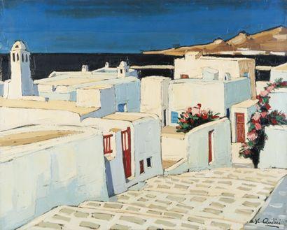 Jean Claude QUILICI (né en 1920)