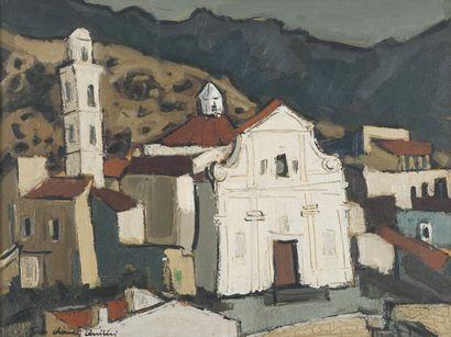 Jean-Caude QUILICI (né en 1920)