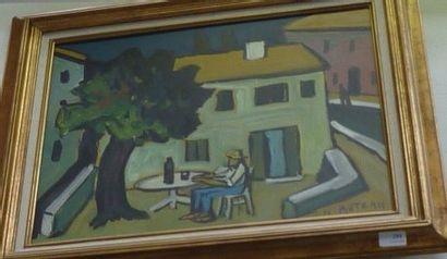 Henri AUTRAN (né en 1926)