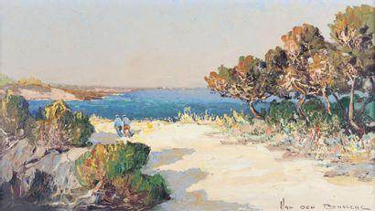 Jacques VAN DEN BUSSCHE (1925)