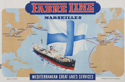 Fabre Line Marseille