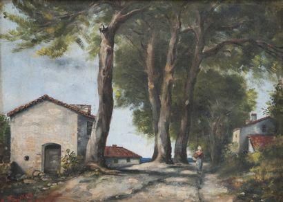 Fernand SALKIN (1862-1914)