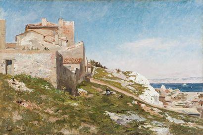 Clovis Frédérick TERRAIRE (1858-1931)